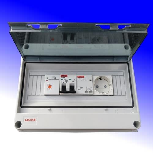 Lichtsensor regelaar 16A-230Vac met externe sensor
