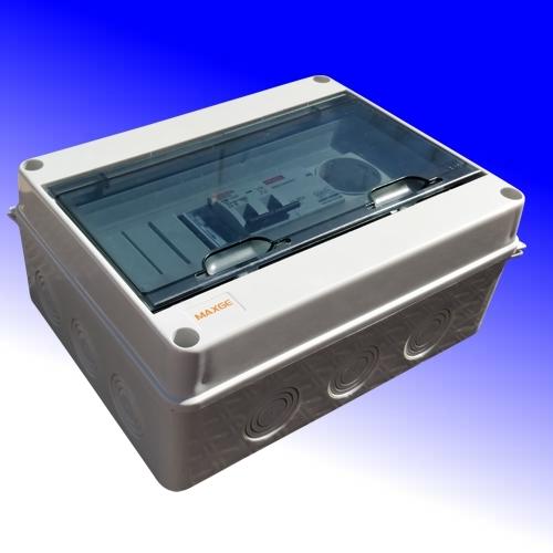 Schakelkast met analoge klok 16A-230Vac