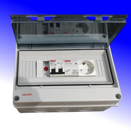 Temperatuur regelaar 16A-230Vac, analoog