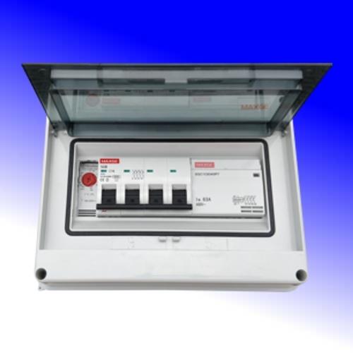 Temperatuur regelaar 16A- 380Vac, analoog