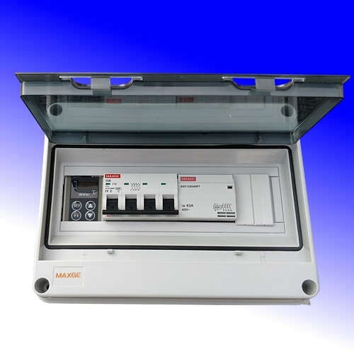 Temperatuur regelaar 25A- 380Vac digitaal met sensor